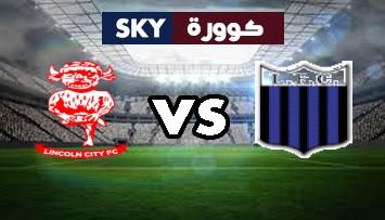 مشاهدة مباراة لينكولن سيتي ضد ليفربول بث مباشر كأس الرابطة الإنجليزية الخميس 24-سبتمبر-2020